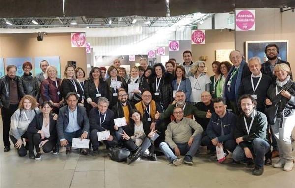Türk Sanatçılar İtalya'dan Ödülle Döndü