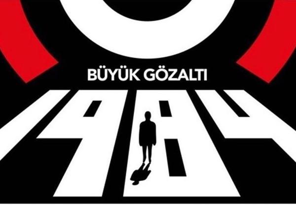 """29 Temmuz Pazartesi """"1984 – Büyük Gözaltı"""""""