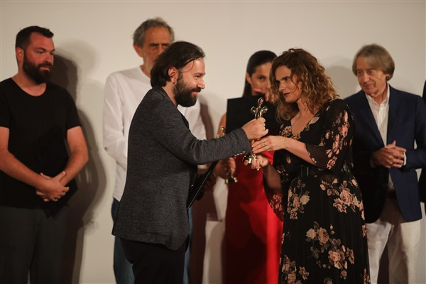 Kivanc Sezer - Montenegro Film Festivali Odulu (1)