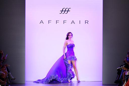 Ayşe Hatun Önal New York Fashion Week'te