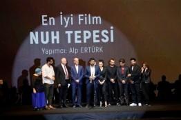 Ulusal Uzun Metraj Film Yarismasi- En Iyi Film Odulu- Nuh Tepesi