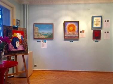 Akyol Art Center ziyareti 7