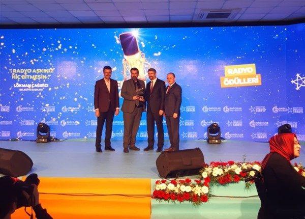 Radyo Alaturka 'Yılın En İyi Tematik Radyosu' Seçildi