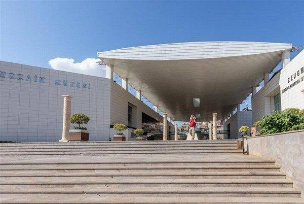 Sanal Ortamda geziyoruz; Zeugma Mozaik Müzesi