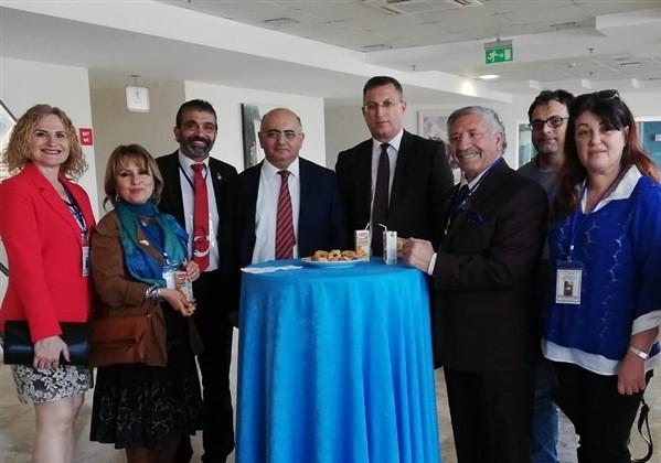 Fatma Akyüz Güher Antalya Sergimiz ilgi gördü