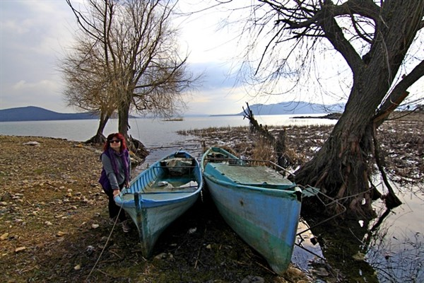 Toroslar da yer alan güzellik ; Beyşehir Gölü