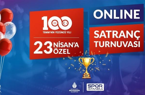 """23 Nisan Kutlamalarında """"ONLİNE Satranç Turnuvası"""""""