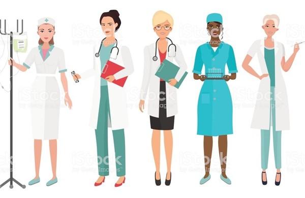 2020'nin Anneleri; Sağlıkçı Kadınlarımız…