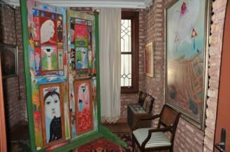 Muzaffer Akyol,Bodrum,Asmalımescit,Müze ev,Nazım Hikmet,Canyücal,Cemal Süeya,Aşık Veysel,resim ressam,galeri