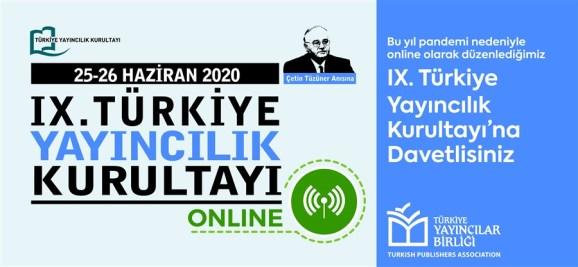 9. Turkiye Yayincilik Kurultayi Online (2)