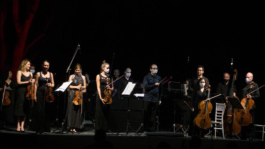 İDSO, İlk Konserini Gerçekleştirdi.