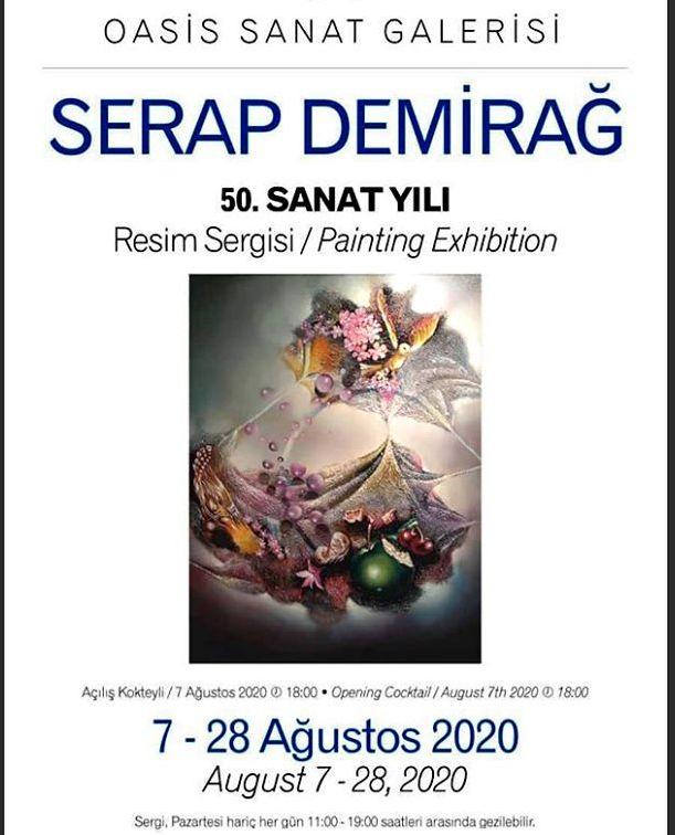 7 Ağustos 2020 Cuma Günün Sergileri