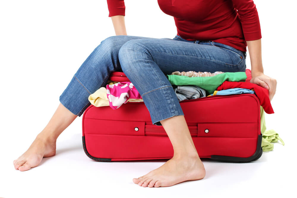Bavul Hazırlamak