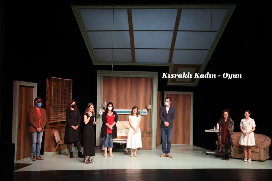 31 Ekim 2020 Cumartesi Tiyatro Rehberi