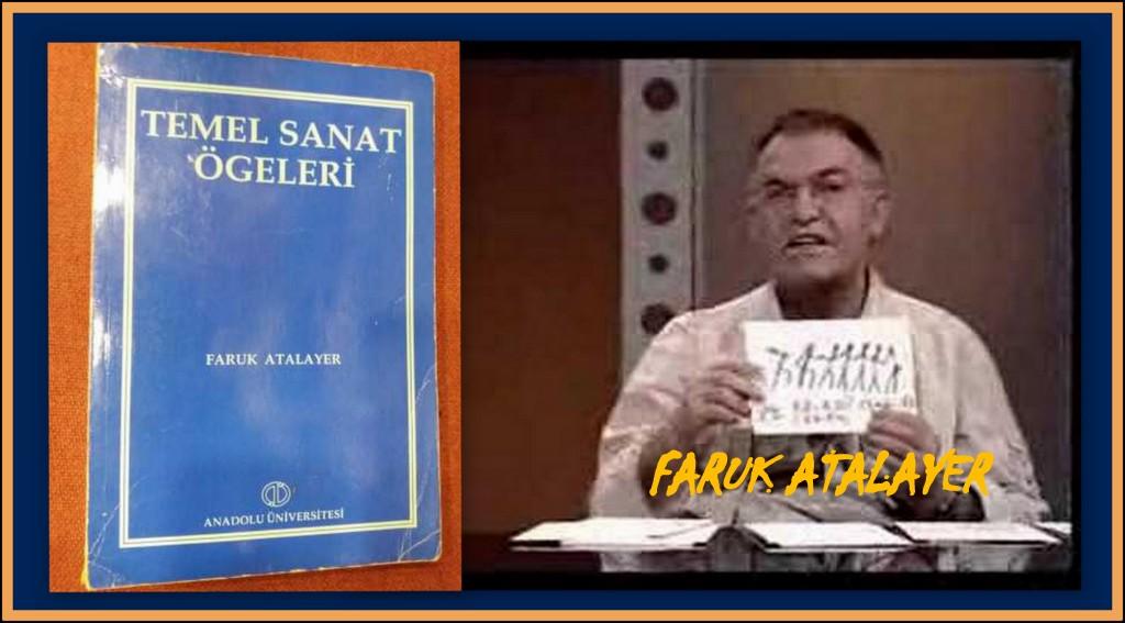 Faruk Atalayer'i Uğurlarken