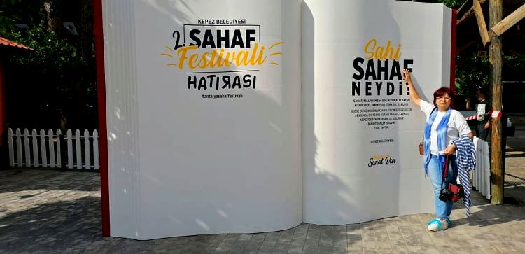 Antalya Kepez Sahaf Festivali