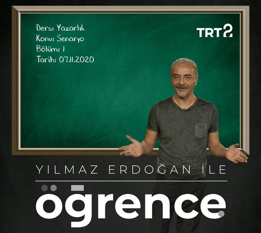 """""""Yılmaz Erdoğan ile Öğrence"""" TRT 2'de Başlıyor"""
