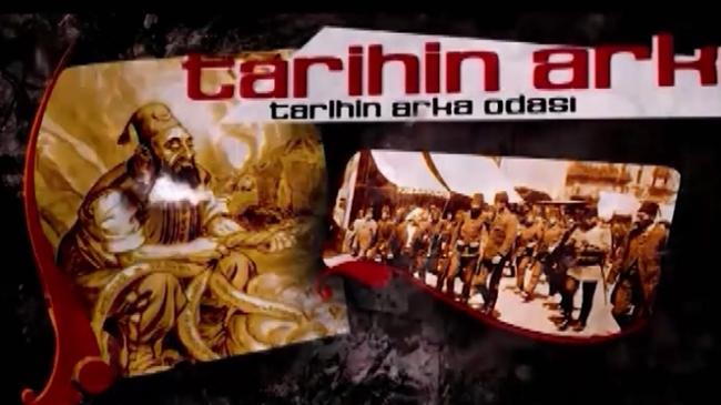 """""""Tarihin Arka Odası"""" Özel Yayınla TRT 1'de"""