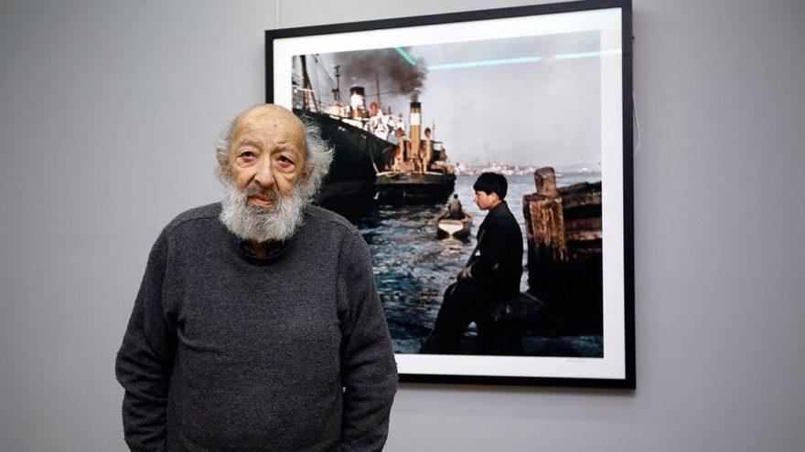 Ara Güler Fotografları Sergisi Merkür'de