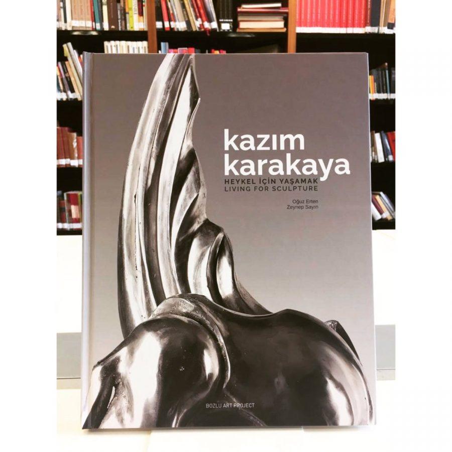 """Kazım Karakaya & """"Heykel İçin Yaşamak"""""""