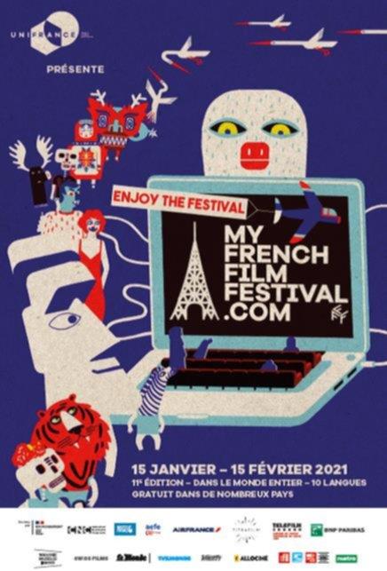 """My French Film Festival"" 15 Ocak'ta başlıyor"