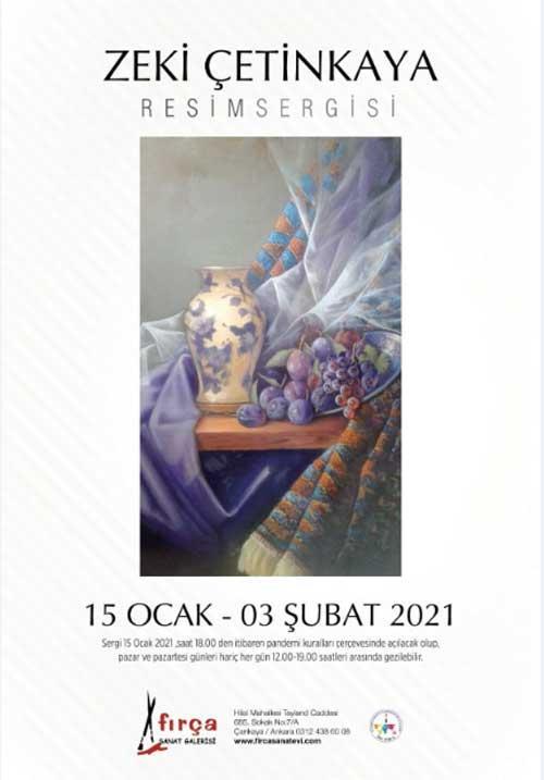15 Ocak 2021 Cuma Günün Sergileri