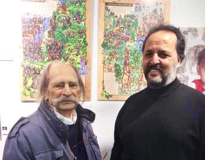 Çizginin 'Evliya Çelebi'si; Mehmet Fatih Durmuş