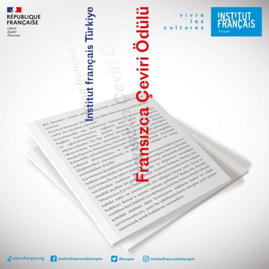 Fransızca Çeviri Ödülleri Açıklandı