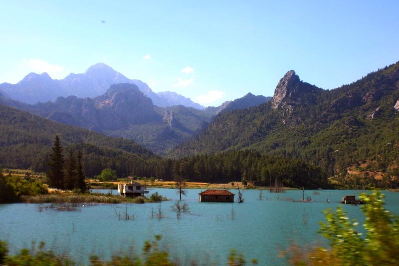 Etler Şelalesi & Akbaş Göleti