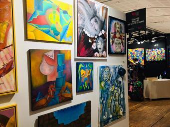 K.Muzaffer Gençer -Art Shopping PARİS Haziran 2021 (5)
