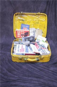 Trotskiy'nin Bavulu