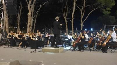 Turkiye Genclik Filarmoni Orkestrasi Konseri Yapildi (1)