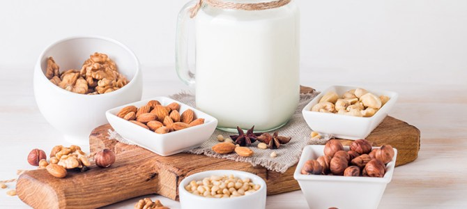Rețetă – lapte integral de nuci sau semințe