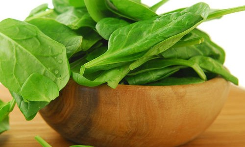 Rețetă – Sosul verde din spanac