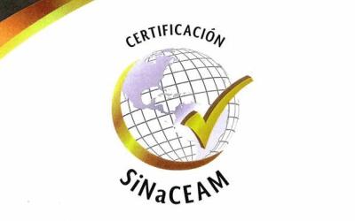 Certificación 2014 – 2019 Sanatorio Durango