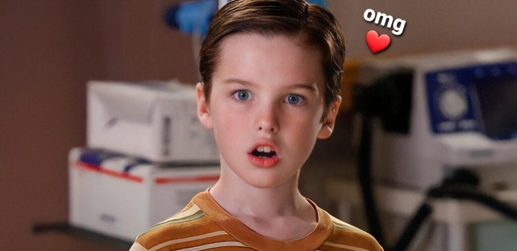 Sheldon estará apaixonado por Paige na 5ª temporada de Young SheldonSheldon estará apaixonado por Paige na 5ª temporada de Young Sheldon