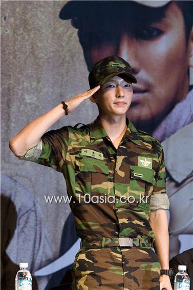 Lee Jun Ki Before And After Military Kshine