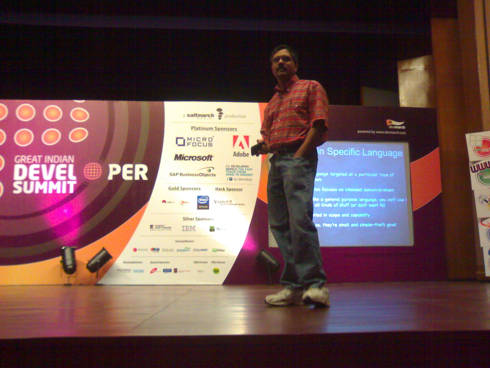 DSL workshop by Venkat