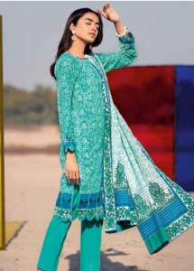 Gul Ahmed CL1029B Basic Lawn