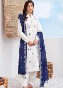 Gul Ahmed CL1062 Basic Lawn