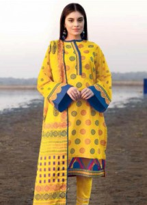 Gul Ahmed CL1153B Basic Lawn