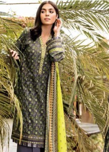 Gul Ahmed CL895 Basic Lawn