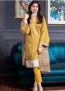 Gul Ahmed CL-1087 B Mothers Lawn