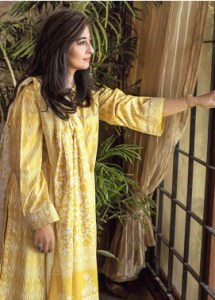 Gul Ahmed CL-1110 B Mothers Lawn