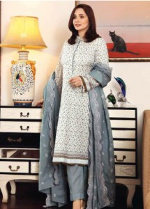 Gul Ahmed CL-1276 Mothers Lawn