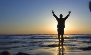 """Cuando operamos en el modo de calma, es más fácil elegir las percepciones y actitudes menos estresantes y recrear """"fluidez"""" en nuestras rutinas diarias."""