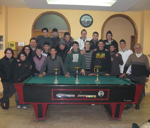 Partecipanti al Torneo