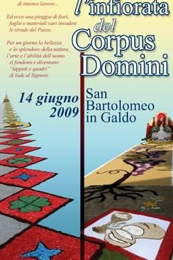 L'Infiorata del Corpus Domini