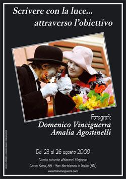 Mostra fotografica dei coniugi Vinciguerra e Agostinelli