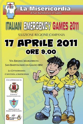 Italian Emergency Games 2011